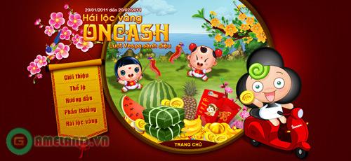 VDC-Net2E đẩy mạnh dịch vụ tiêu dùng đồng Oncash 1