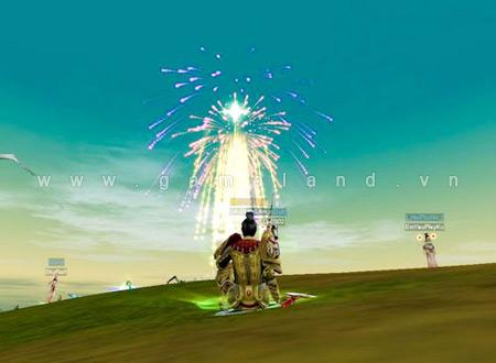 Con Đường Tơ Lụa rực rỡ pháo hoa đón năm mới 3