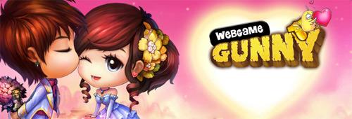 Game thủ đón Valentine lãng mạn cùng Gunny Online 2