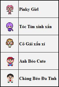 Ongame Mobi: Khám phá hệ thống avatar Valentine 2