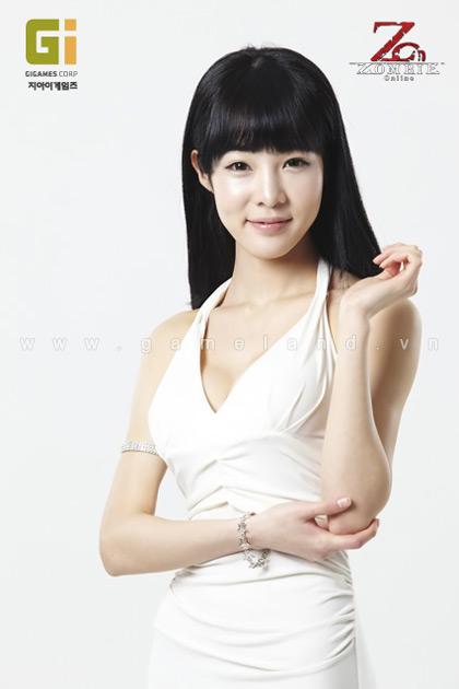Mỹ nhân xứ Hàn gợi cảm với trang phục Zombie Girl 3