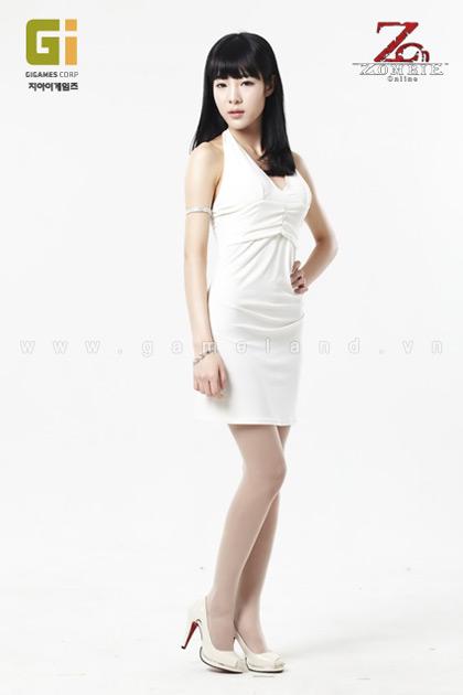 Mỹ nhân xứ Hàn gợi cảm với trang phục Zombie Girl 5