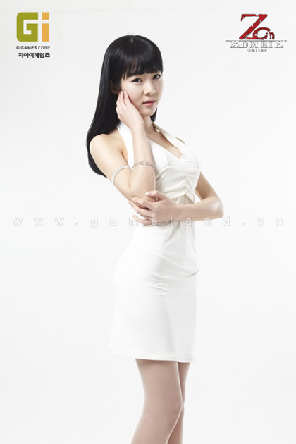 Mỹ nhân xứ Hàn gợi cảm với trang phục Zombie Girl 6