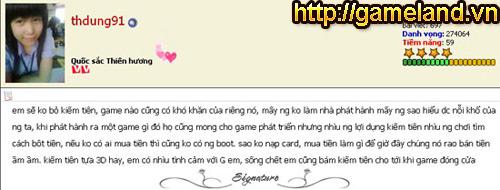Kiếm Tiên và những mong đợi từ game thủ trong 2011 2