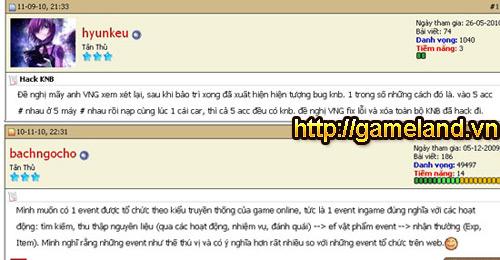 Kiếm Tiên và những mong đợi từ game thủ trong 2011 1