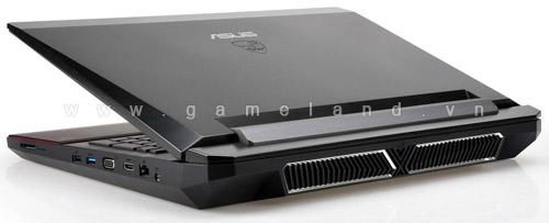 Laptop chơi game G74SX của Asus cập bến châu Âu 3