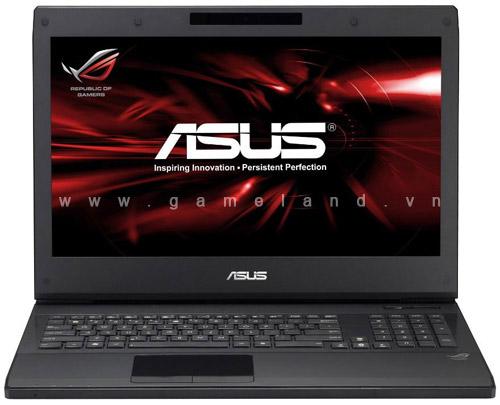 Laptop chơi game G74SX của Asus cập bến châu Âu 5