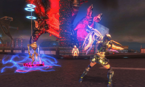 Bounty Hounds Online (NA) thử nghiệm closed beta 2