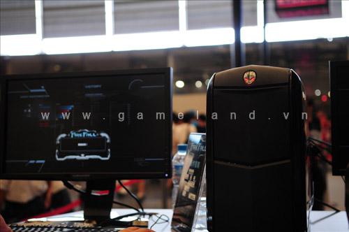 ChinaJoy 2011: Tham quan gian hàng Firefall 5