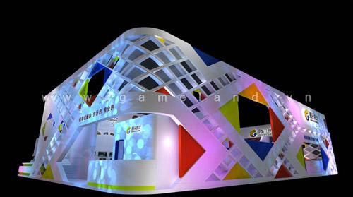 ChinaJoy 2011: Tham quan gian hàng Tencent Games 2