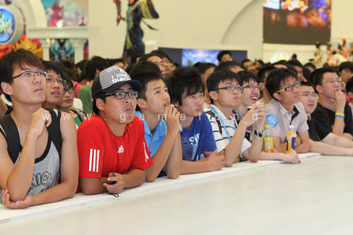 ChinaJoy 2011: Tham quan gian hàng Tencent Games 9