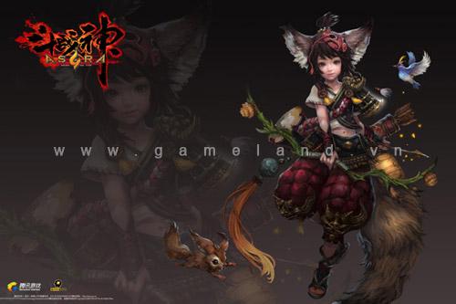 ChinaJoy 2011: Asura công bố lớp nhân vật mới 2