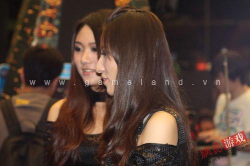 ChinaJoy 2011: Vẻ đẹp của mỹ nhân Starcarft II 5