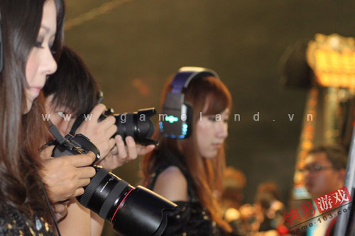 ChinaJoy 2011: Vẻ đẹp của mỹ nhân Starcarft II 13