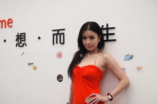 """ChinaJoy 2011: Chiêm ngưỡng """"nhị Kiều"""" của Snail Game 1"""