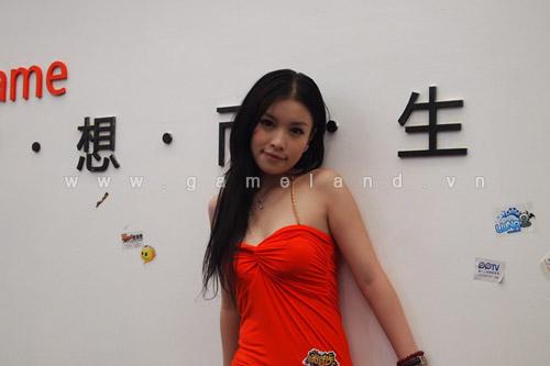 """ChinaJoy 2011: Chiêm ngưỡng """"nhị Kiều"""" của Snail Game 3"""