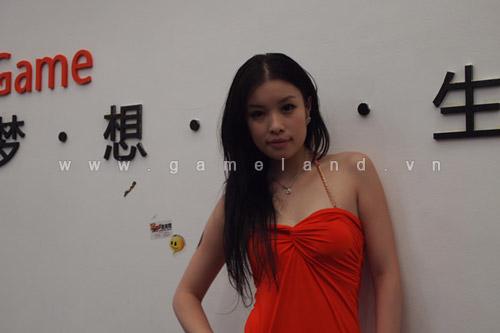 """ChinaJoy 2011: Chiêm ngưỡng """"nhị Kiều"""" của Snail Game 4"""