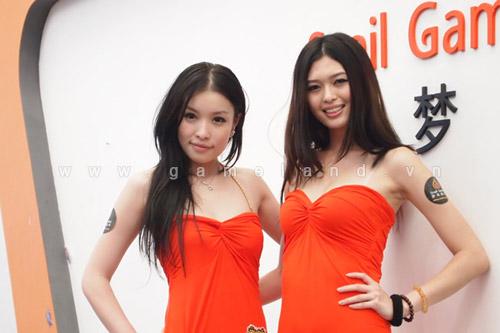"""ChinaJoy 2011: Chiêm ngưỡng """"nhị Kiều"""" của Snail Game 10"""
