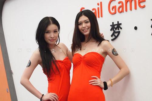 """ChinaJoy 2011: Chiêm ngưỡng """"nhị Kiều"""" của Snail Game 15"""
