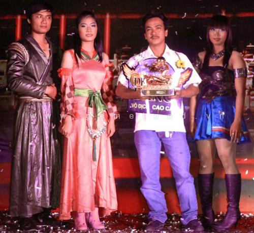 VLTK trao giải Thiên Hạ Đệ Nhất Bang lần 9 2