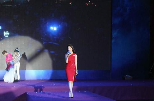 Lưu Diệc Phi trở thành đại sứ của Thiện Nữ U Hồn 8