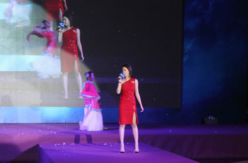 Lưu Diệc Phi trở thành đại sứ của Thiện Nữ U Hồn 9