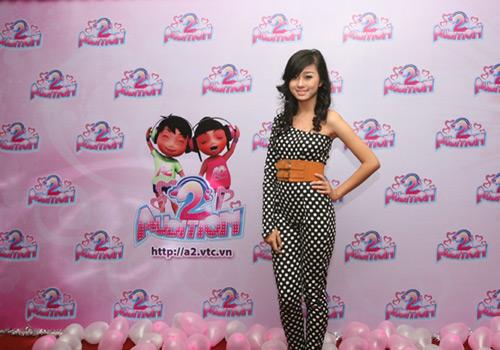 Audition 2 bất ngờ lộ diện cùng Miss Teen 2011  5