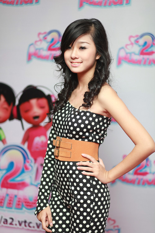 Audition 2 bất ngờ lộ diện cùng Miss Teen 2011 17