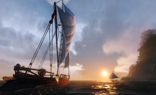 XL Games công bố loạt ảnh mới của ArcheAge 1