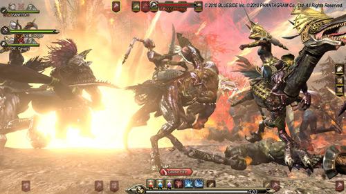 Kingdom Under Fire II thử nghiệm CBT vào cuối năm 3