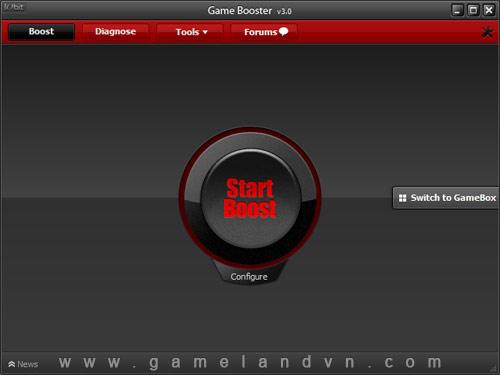 Game Booster 3.0: Tối ưu hóa máy tính để chơi game 2