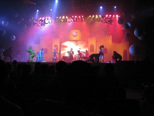 """Rộn ràng đêm hội """"Cổ tích xứ Boom"""" tại TP.HCM 26"""