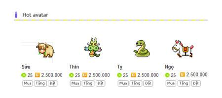 Ongame ra mắt dịch vụ đổi gold lấy ảnh đại diện 2