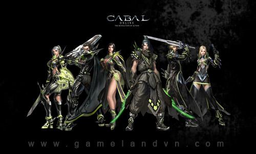 Softnix phát hành Cabal Online tại Nam Mỹ 3