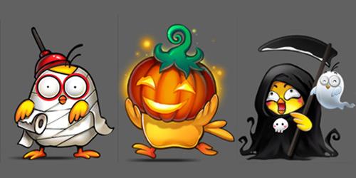 Gunny ra mắt thời trang mùa Halloween 2