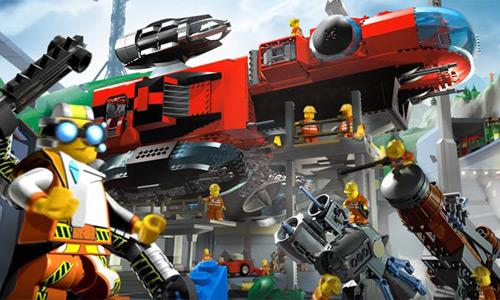 LEGO Universe đóng cửa vào tháng 01/2012 2