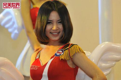 DigiChina 9: Những thiên thần xinh đẹp của Perfect World 9