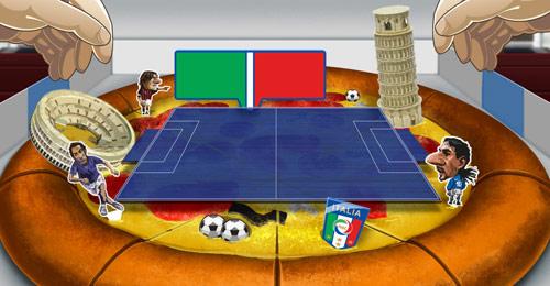Kungfu Bóng Đá: Ngắm những sân vận động đẹp như mơ 8