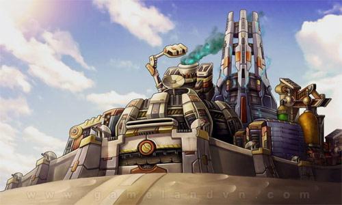 """Tank Online cập nhật phiên bản """"Vượt ải Trường Quan"""" 1"""