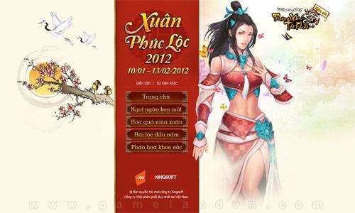 """VLTK Miễn phí đón """"Xuân Phúc Lộc 2012"""" 1"""