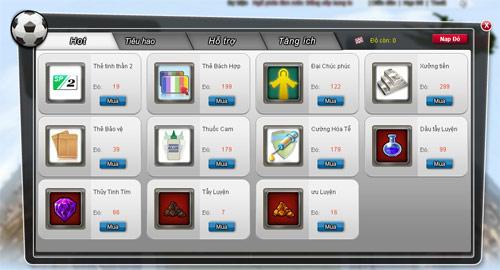 Kungfu Bóng Đá open beta với phiên bản Siêu Sao 2