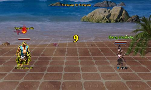 FPT Online nhập hộ khẩu cho Tiên Kiếm lên cổng Gate 3
