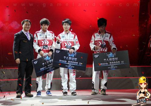 Trung Quốc thống trị giải Super Speed Champion châu Á 2