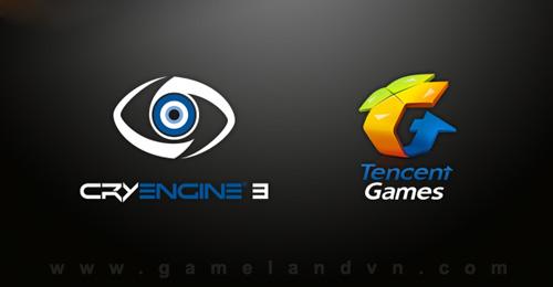 Tencent Games tiếp tục mua bản quyền CryEngine 3 1