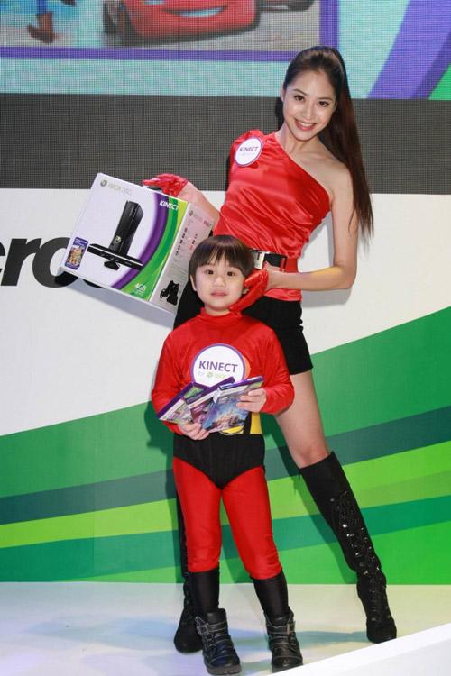 Mỹ nhân xứ Đài xinh tươi tại Taipei Game Show 2012 21