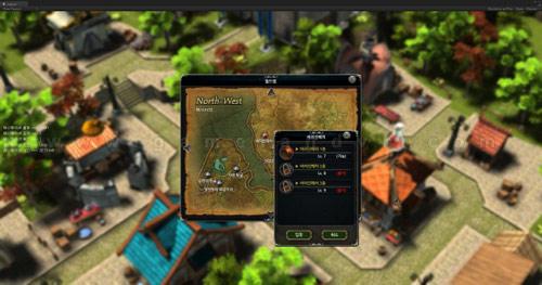 Blue Moon: Webgame 3D đa nền đến từ Hàn Quốc 4