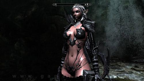 Nữ chiến binh Tera Online gợi cảm trong Skyrim 6