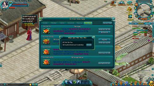 Lục Mạch Thần Kiếm tặng giftcode miễn phí 2