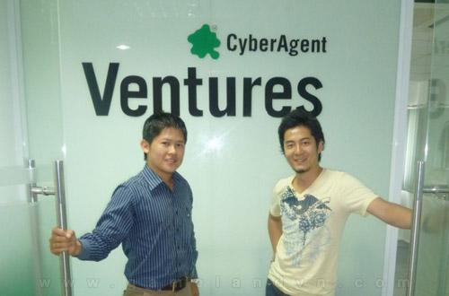 CyberAgent Venture rót vốn đầu tư vào Colorbox 3