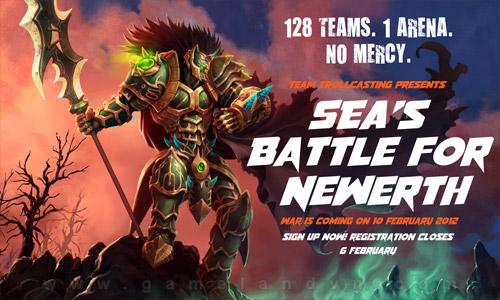Việt Nam giành giải ba tại SEA's Battle for Newerth 2